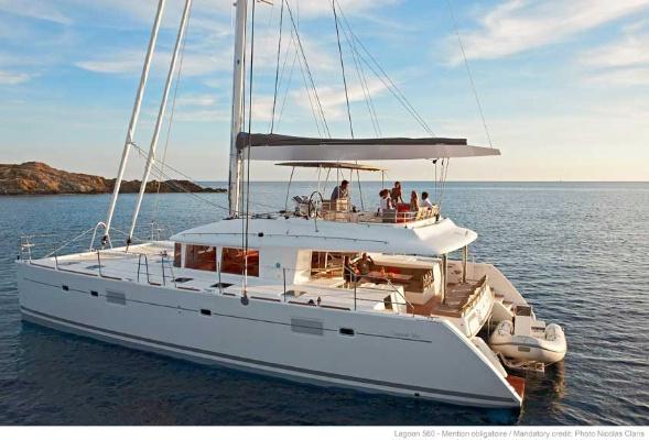 Аренда яхты Lagoon 560 (4Cab)  /2013