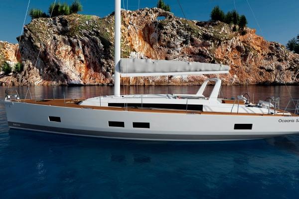 Аренда яхты Oceanis 55 (3Cab)  /2015
