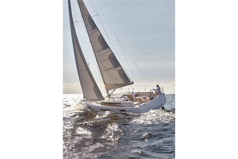 Аренда яхты Sun Odyssey 440 (3cab)  /2021