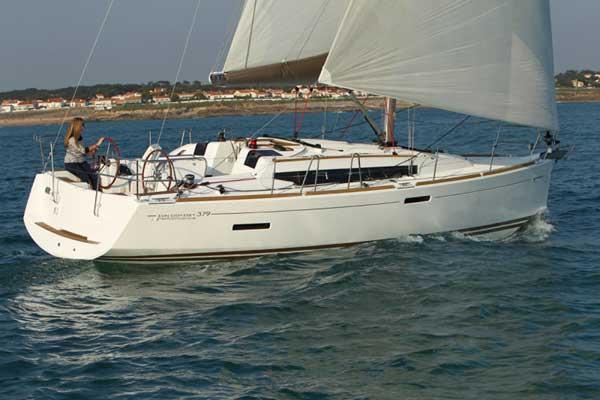 Аренда яхты Sun Odyssey 379 (3Cab)  /2012