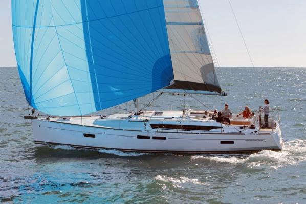 Аренда яхты Sun Odyssey 469 (4Cab)  /2013