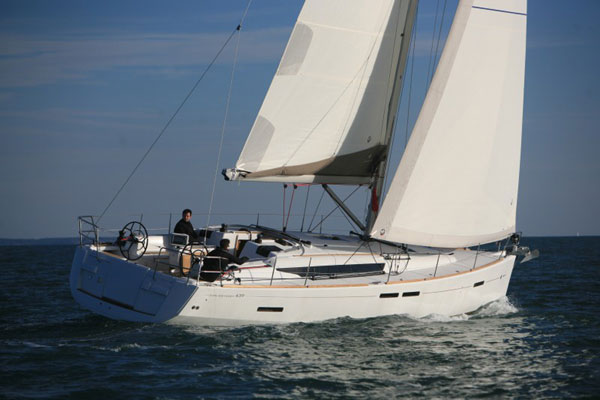 Аренда яхты Sun Odyssey 439 (4Cab)  /2012