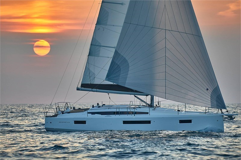Аренда яхты Sun Odyssey 410 (3Cab)  /2021