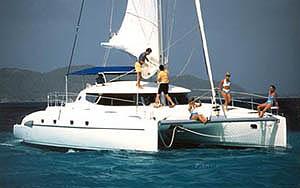 Аренда яхты BAHIA 46 (6Cab)  /2005