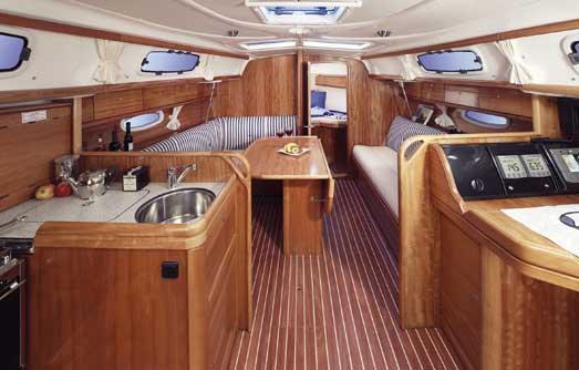 Yacht Charter Bavaria 33 Cruiser ...