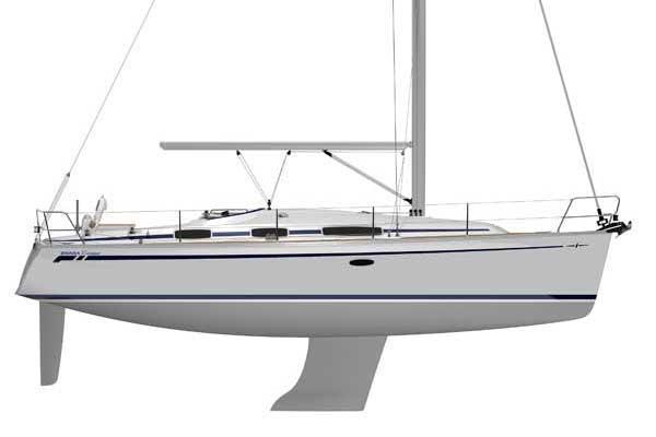 Yacht Charter Bavaria 35 Cruiser ...