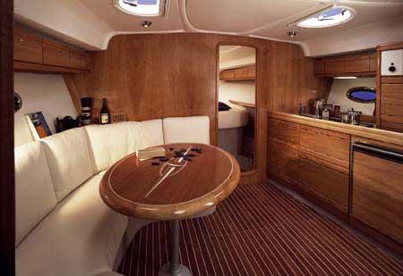 Yacht Charter - Bavaria 35 sport