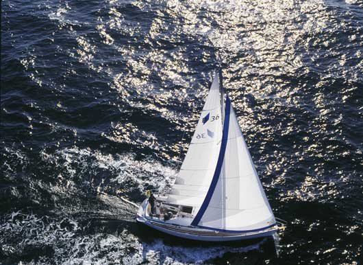 "1 Customer Review for Bavaria 36 Cruiser (3Cab). Latest by ""Janků"""