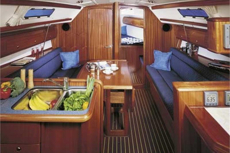 Yacht Charter - Bavaria 36 Cruiser ...