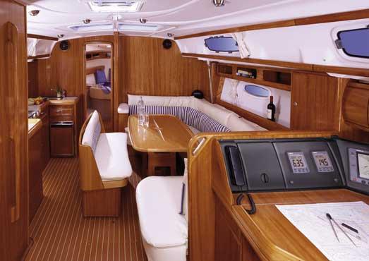 Yacht Charter Bavaria 42 Cruiser ...