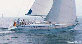 Аренда яхты Bavaria 46 (4Cab)  /2005
