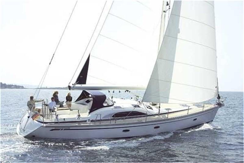 Аренда яхты Bavaria 50 (5Cab)  /2005