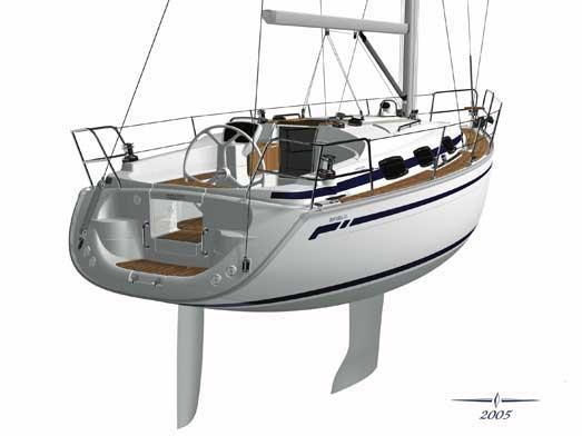 Yacht Charter Bavaria 30 Cruiser ...