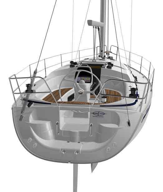 Аренда яхты Bavaria 33 Cruiser (2Cab)  /2013
