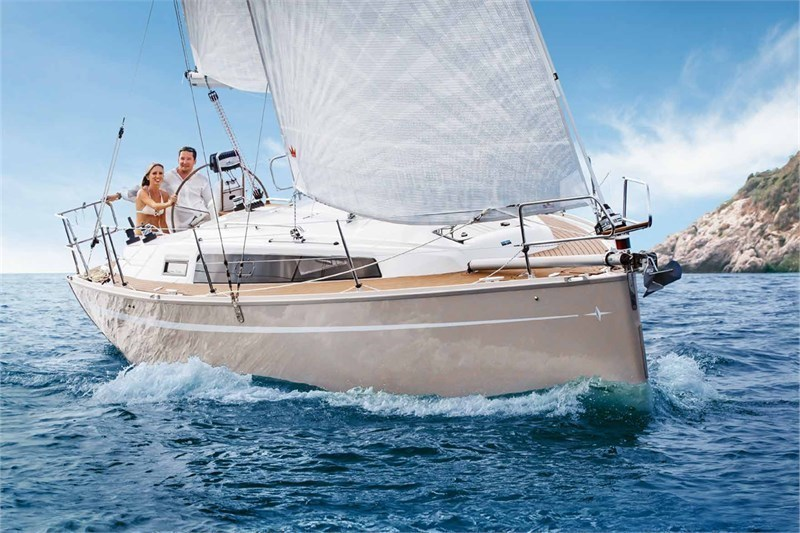 Аренда яхты Bavaria Cruiser 34 (2cab)  /2017