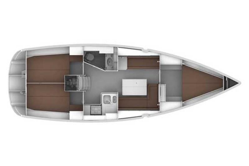 Bavaria Cruiser 36 (3Cab)