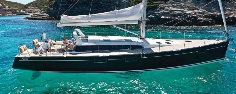Аренда яхты Beneteau Sense 55 (3Cab)  /2014