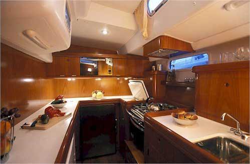 Yacht Charter Beneteau 57