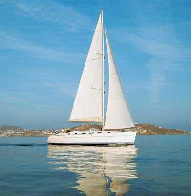 Аренда яхты Beneteau Cyclades 39.3 (3Cab)  /2007