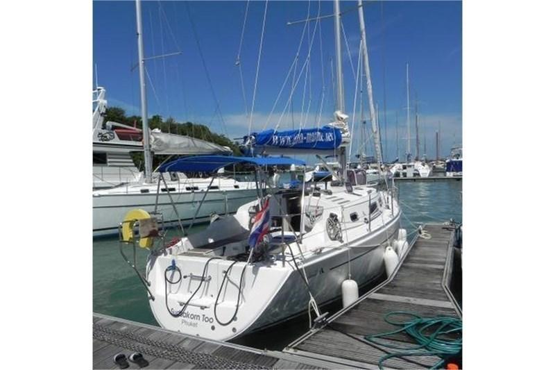 Аренда яхты Hanse 315 (2Cab)  /2006