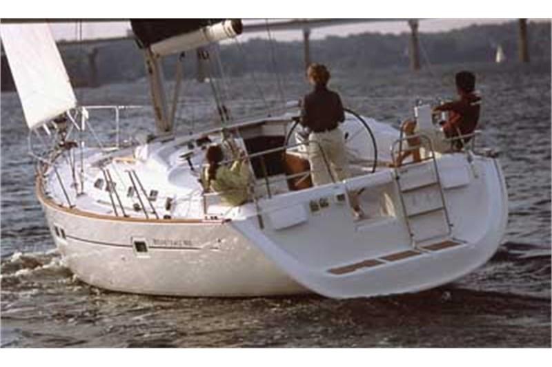 Аренда яхты Oceanis 423 (4Cab)  /2005