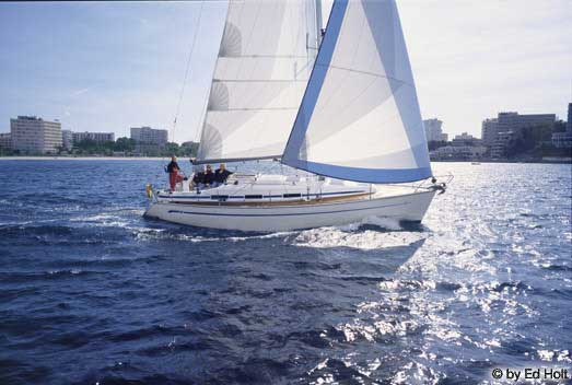 Аренда яхты Bavaria 36 (3Cab)  /2004