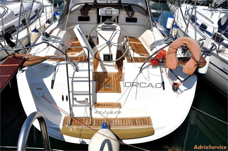Аренда яхты Elan Impression 384 (3Cab)  /2007