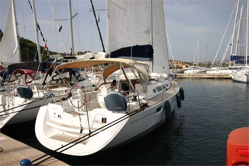 Аренда яхты Sun Odyssey 42i (3Cab)  /2008