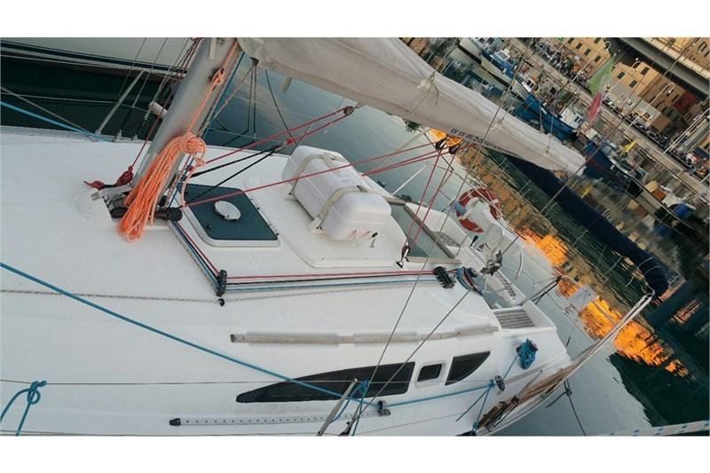 Аренда яхты Sun Odyssey 32  /2002