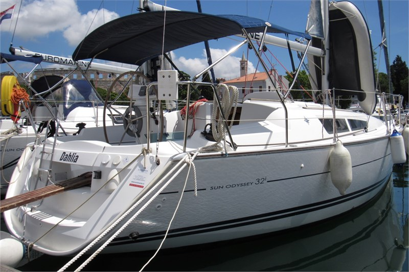 Аренда яхты Sun Odyssey 32i (2Cab)  /2008