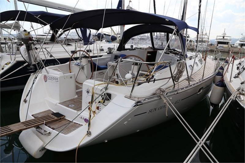 Аренда яхты Sun Odyssey 45.2 (4Cab)  /2002