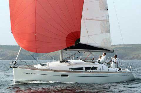 Аренда яхты Sun Odyssey 36i (3Cab)  /2008
