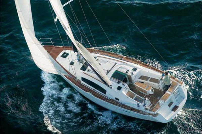 Аренда яхты Oceanis 40 (3Cab)  /2008