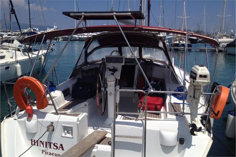 Аренда яхты Oceanis 393 (3Cab)  /2004