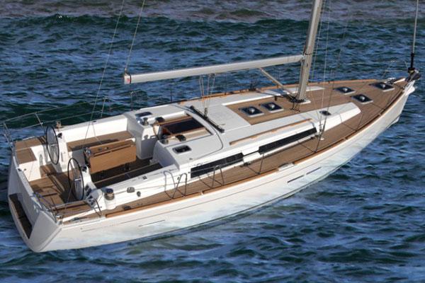 Аренда яхты Dufour 445 Grand Large (4Cab)  /2011