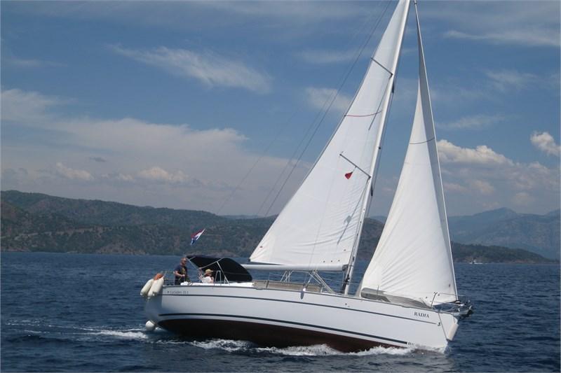 Аренда яхты Beneteau Cyclades 39.3 (3Cab)  /2008