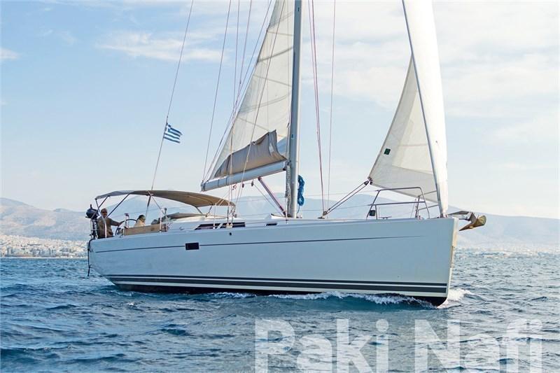 Аренда яхты Hanse 430 (4Cab)  /2008