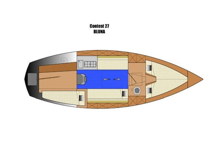 Yacht Charter - Contest 27