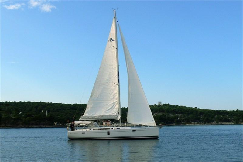 Аренда яхты Hanse 445 (4Cab)  /2012