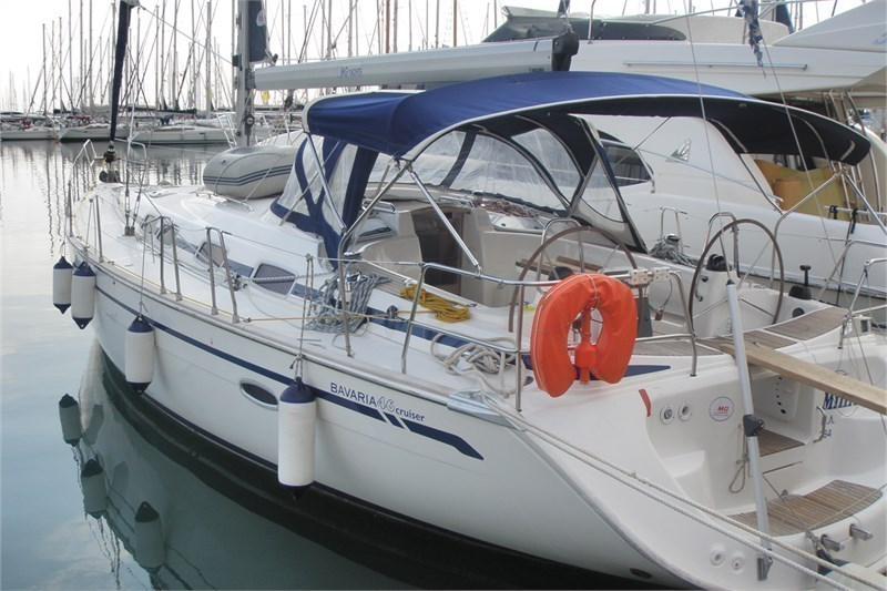 Аренда яхты Bavaria 46 Cruiser (4Cab)  /2008