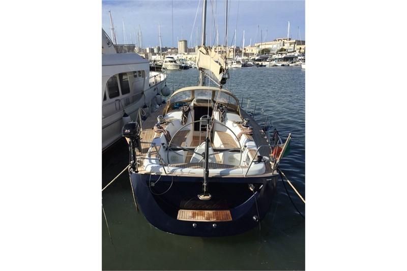 Аренда яхты Grand Soleil 40 (3Cab)  /2003