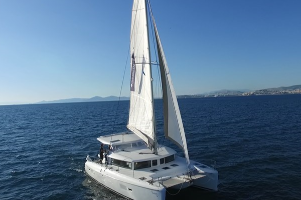 Аренда яхты Lagoon 420 (5Cab)  /2008