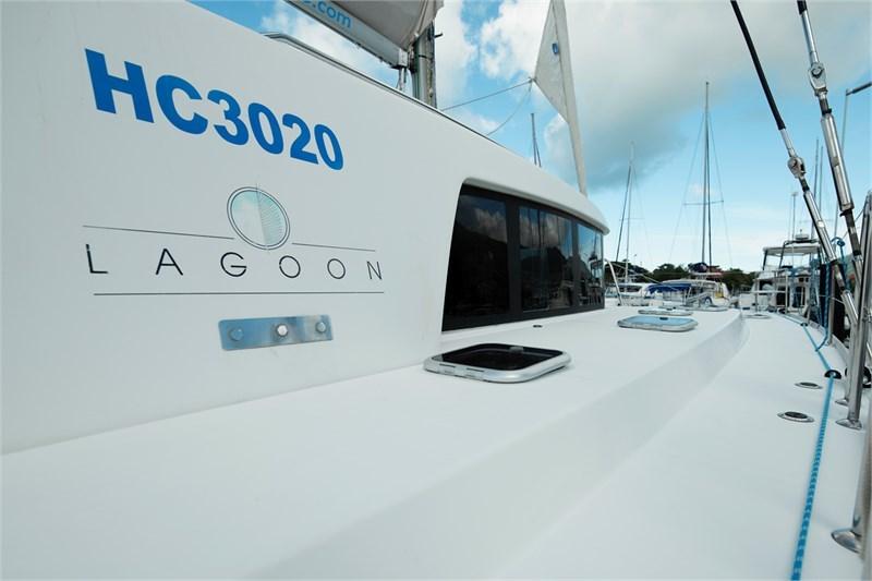 Аренда яхты Lagoon 440 (4Cab)  /2008