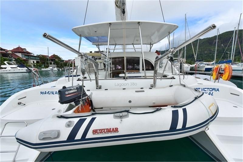 Аренда яхты Lagoon 380 (3Cab)  /2011