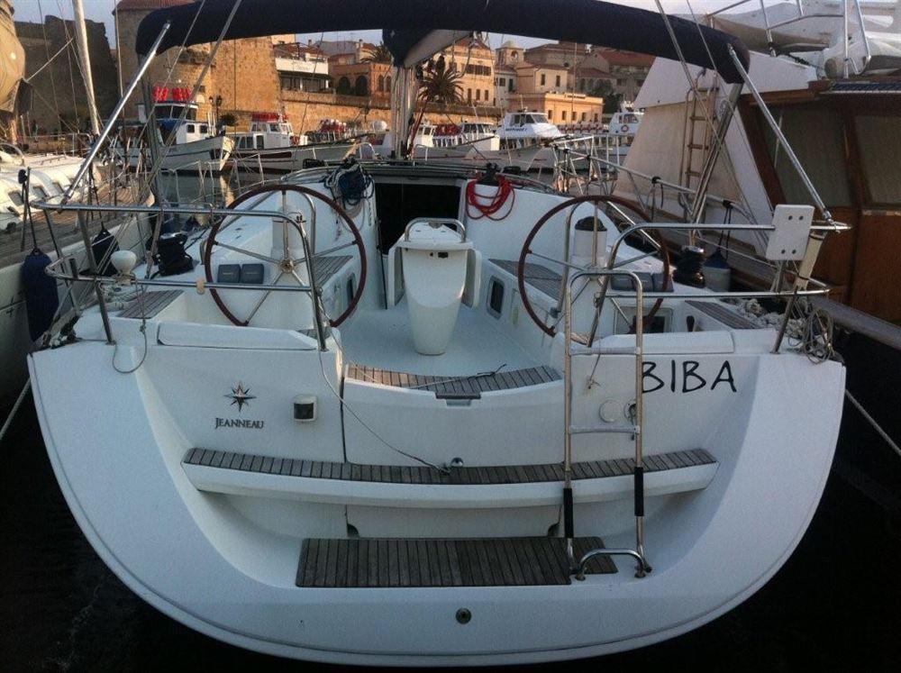 Аренда яхты Sun Odyssey 42i (3Cab) Performance  /2008