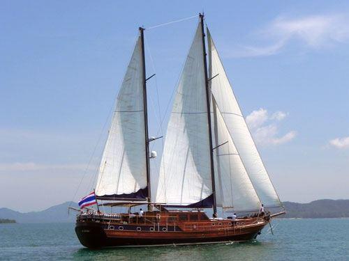 Аренда яхты Ketch 98  /2009