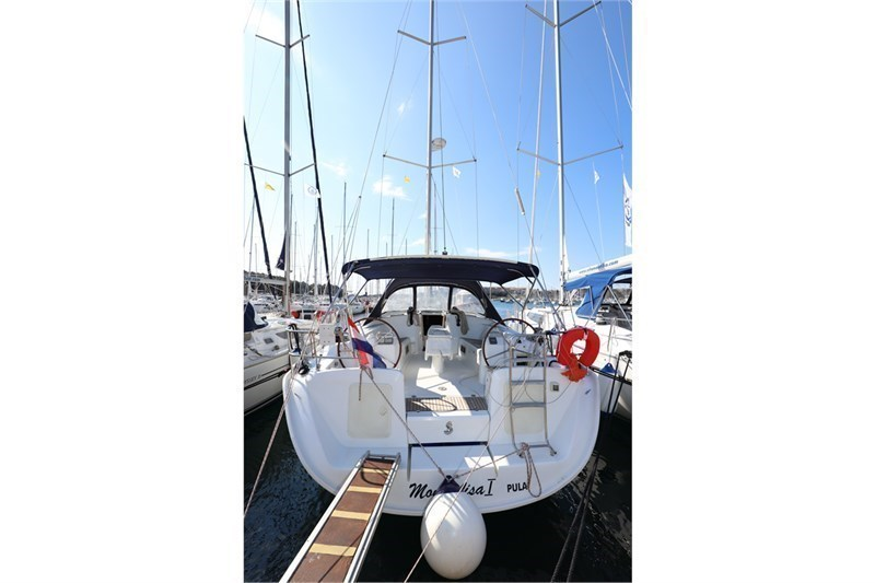 Аренда яхты Beneteau Cyclades 50.4 (4Cab)  /2007