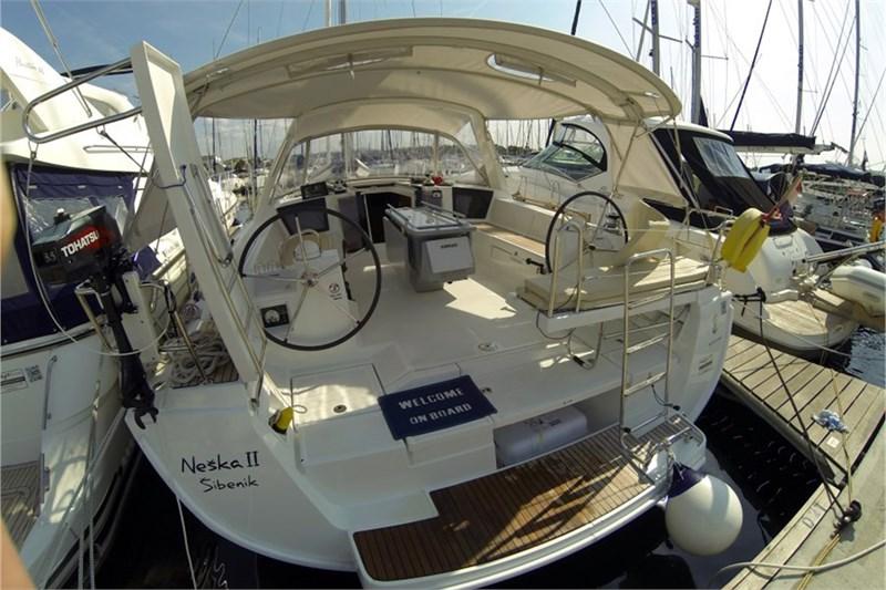 Аренда яхты Oceanis 45 (4Cab)  /2013