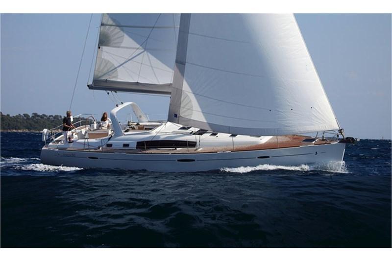 Аренда яхты Oceanis 50 Family (5Cab)  /2013