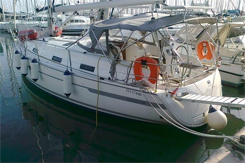 Аренда яхты Bavaria Cruiser 36 (3Cab)  /2013